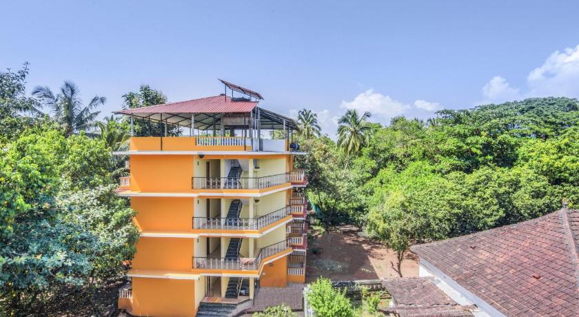 1 BHK in Anjuna, Goa, by GuestHouser 1659