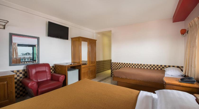 Best time to travel Yangon MGM Hotel