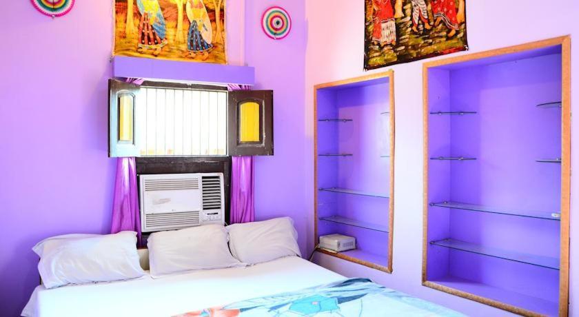 Image result for Tree Baba Hostel varanasi