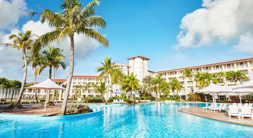 Best time to travel Dededo LeoPalace Resort Guam
