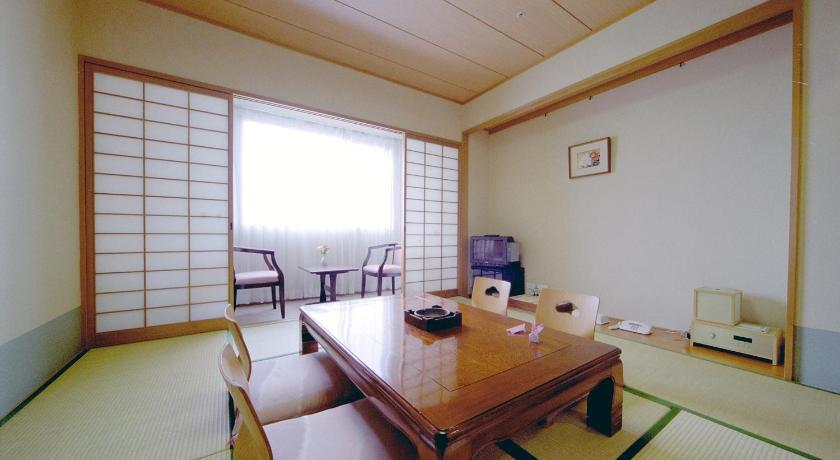 Japanese-Style Standard Room with Private Toilet Resparle Fujiganaru