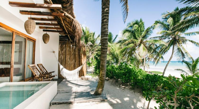 Best time to travel Mexico The Beach Tulum