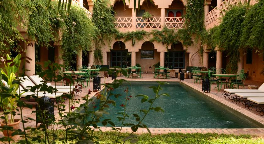Best time to travel Morocco Riad Ain Khadra