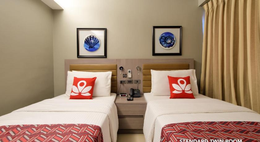 Zen Rooms San Antonio Makati Prices Photos Reviews Address