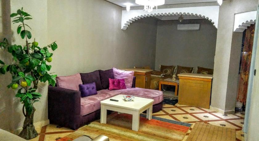 Best time to travel Morocco appartement Annakhil