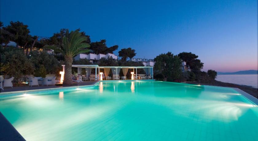 Best time to travel Greece Venus Beach Hotel