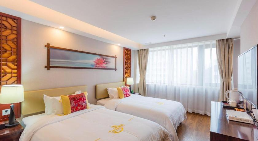 Twin Room - Suya Plus Life Hotel