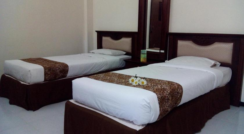 Fasilitas kamar Dieng Kledung Pass Hotel & Restaurant