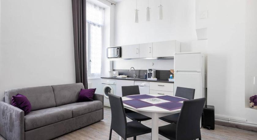 Best time to travel Lyon L'Amethyste - Appartement cosy, au coeur de Lyon