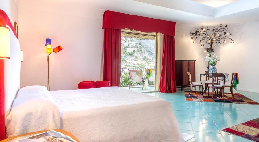 Hotel Poseidon Via Pasitea 148 Positano
