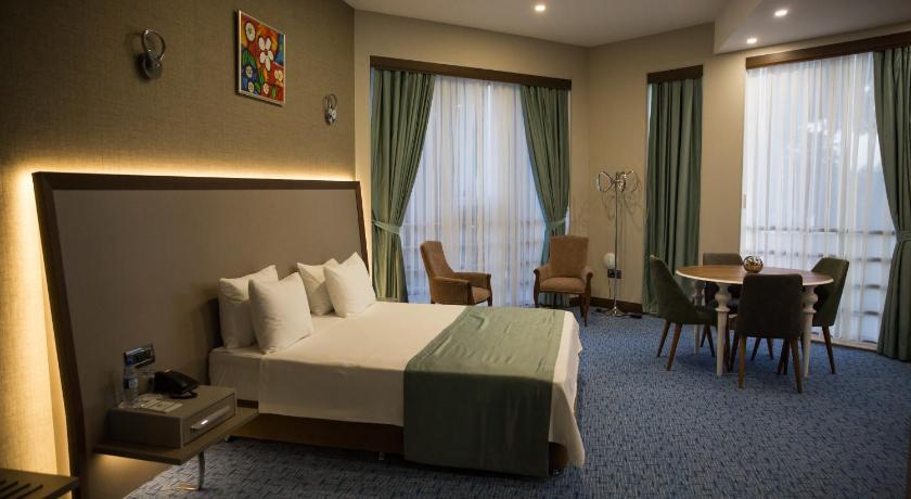 Best time to travel Lankaran Khazar Palace Hotel