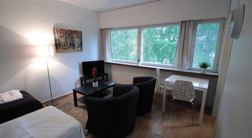 Cozy and compact studio apartment in Kannelmaki, Helsinki ...
