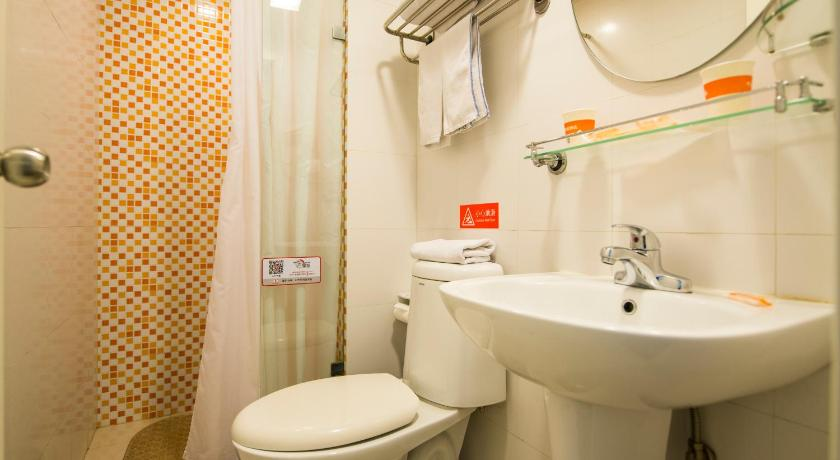 Double Room Home Inn Taiyuan North Main Street North Xiaoqiang