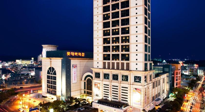 Best time to travel Ulsan Lotte Hotel Ulsan