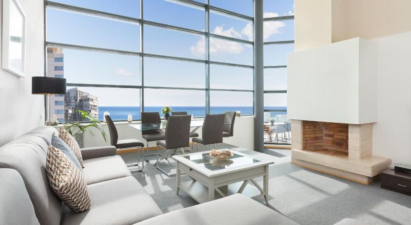 Rent Top Apartments Beach-Diagonal Mar - Barcelona
