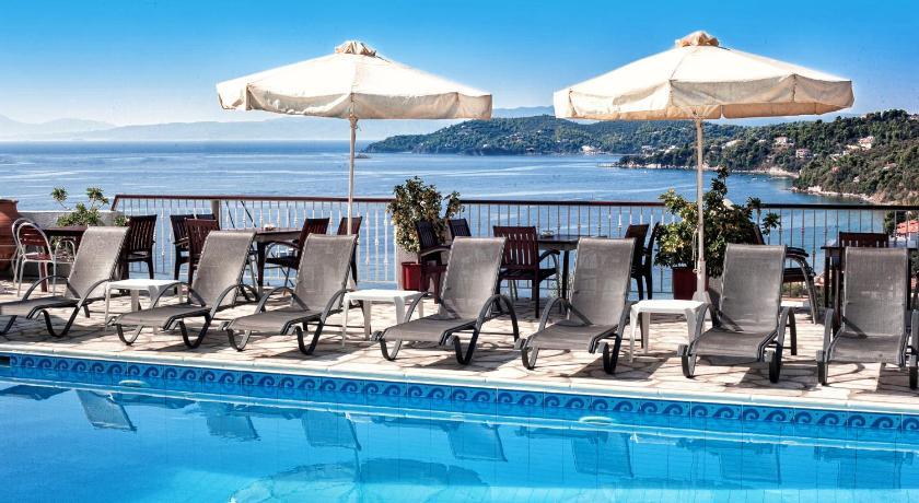Best time to travel Greece Poseidon Villas