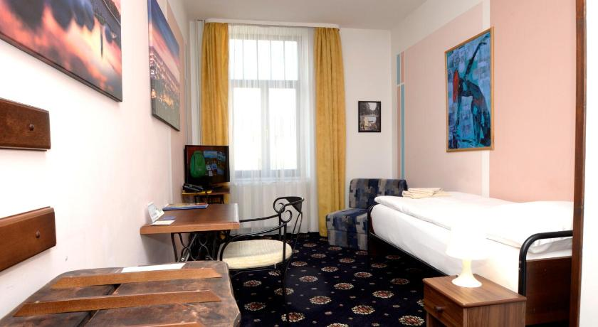 Comfort Single Room Brioni Boutique Hotel 4*