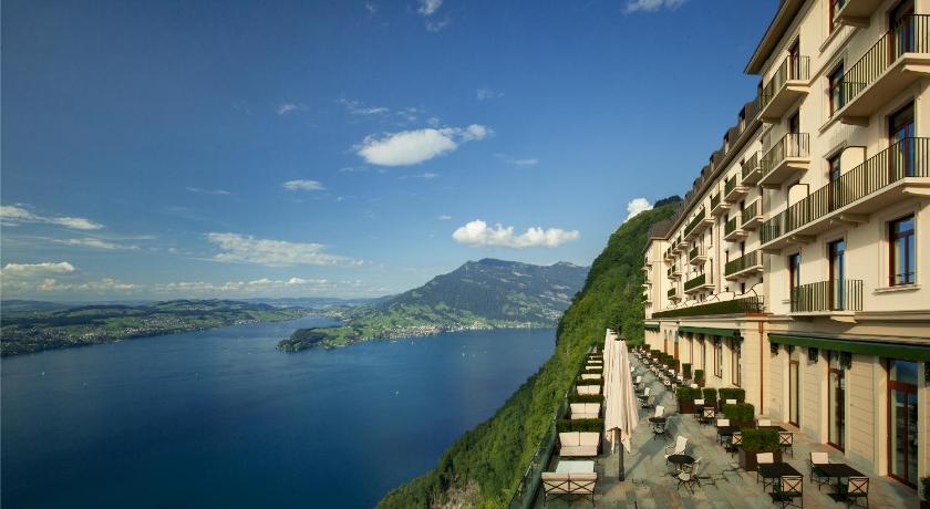 Resort Bürgenstock Hotels & Resorts - Palace Hotel