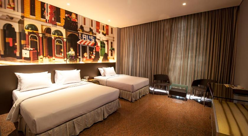 Fm7 Resort Hotel Jakarta Airport Formerly Fm7 Resort Hotel