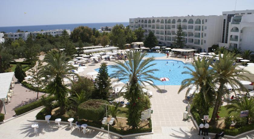 Best time to travel Sousse El Mouradi Palace