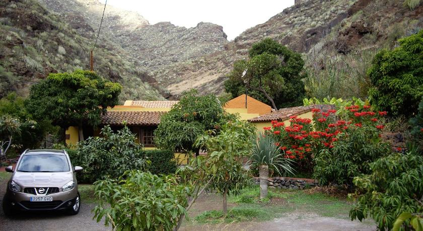 Best time to travel Tenerife Casa Rural Dos Barrancos