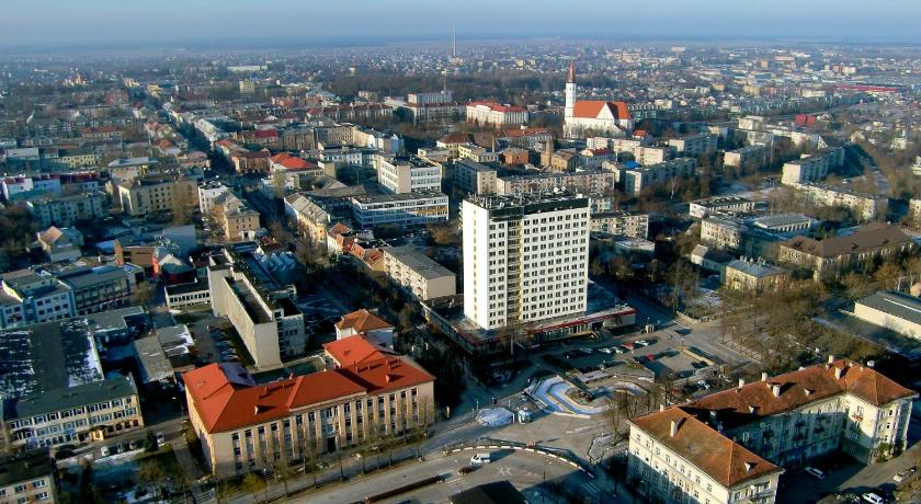 More about Hotel Siauliai