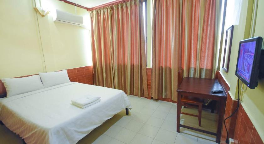 Best time to travel Vientiane Intouch Guest House
