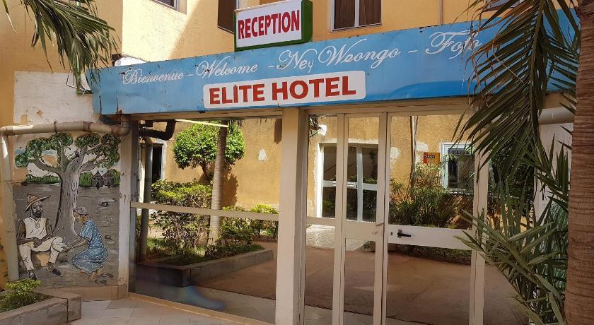 Best time to travel Ouagadougou Elite Hotel