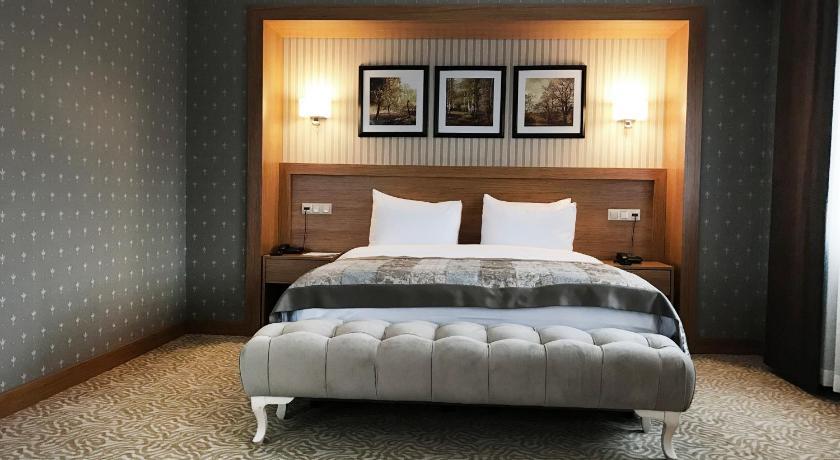 Best time to travel Istanbul Kadak Garden Istanbul Atatürk Airport Hotel