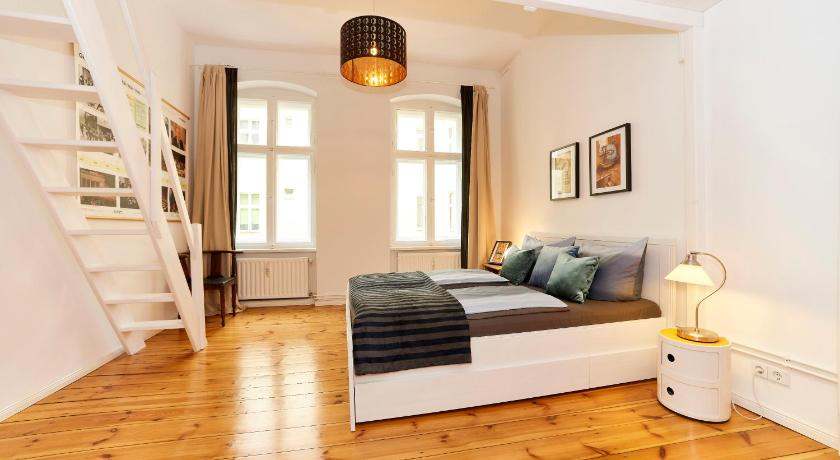 Best time to travel Germany GreatStay-Paul Robeson Str. 34