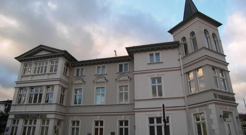 hotel asgards meereswarte ostseebad zinnowitz germany