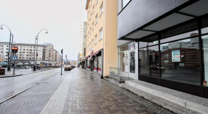 Three Bedroom Apartment In Jyvaskyla Yliopistonkatu 34 C Id