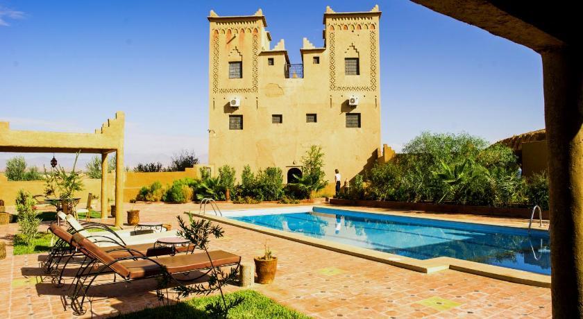 Best time to travel Morocco Kasbah Ait BenHadda