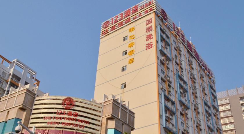 123連鎖酒店惠州江北店