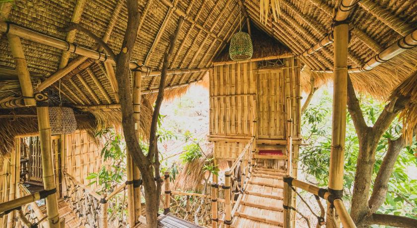Eco Tree House Amed Guesthouse Bed And Breakfast Bali Deals Photos Reviews