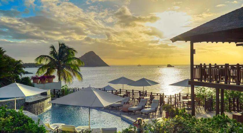 Best time to travel Saint Lucia Cap Maison Resort & Spa