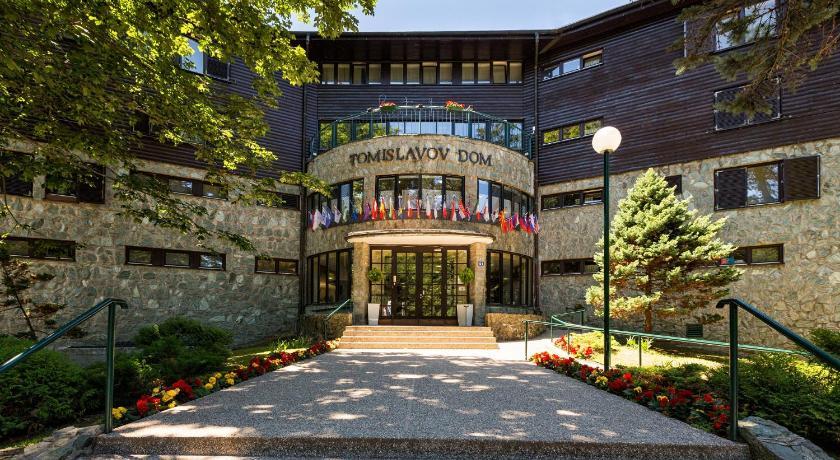 Best time to travel Čakovec Hotel Tomislavov Dom