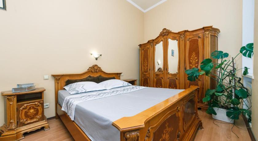 Jacuzzi Interior.Apartment With Jacuzzi In City Center Kijevas Ukraina