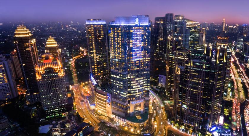 Best time to travel Jakarta The Ritz-Carlton Hotel Jakarta Pacific Place