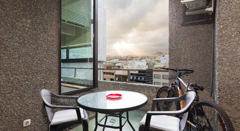 Best time to travel Spain Terrace in the Best Area