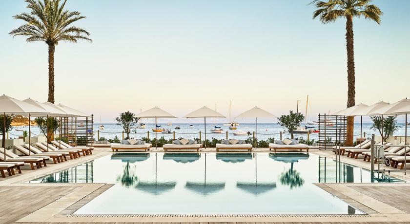Best time to travel Ibiza Nobu Hotel Ibiza Bay