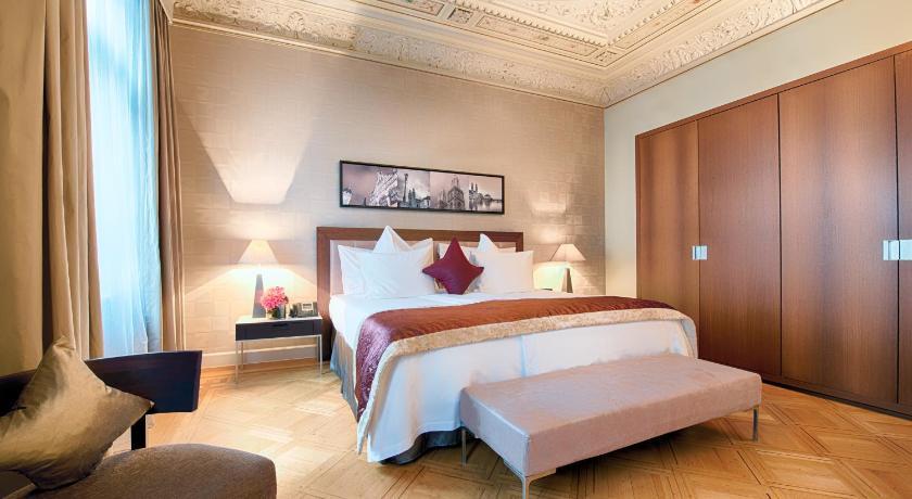 Alden Suite Hotel Splügenschloss Zurich