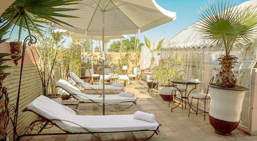 Best time to travel Morocco Riad Bahia
