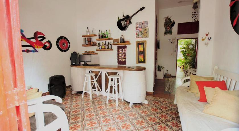 More about La Puerta Roja Guess House