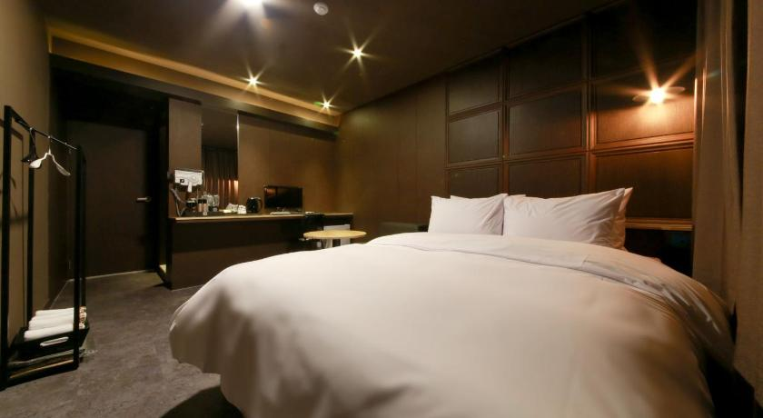 Double Room Hotel Moon Anyang