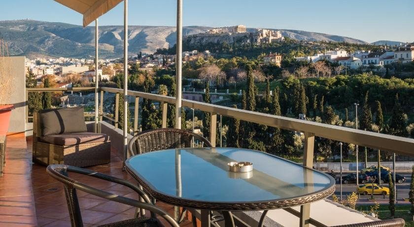 Best time to travel Athens Virgo - Loft with Spectacular View to Acropolis