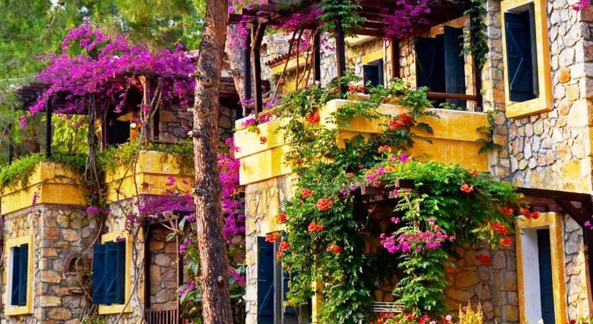 Best time to travel Turkey Symbola Oludeniz Beach Hotel
