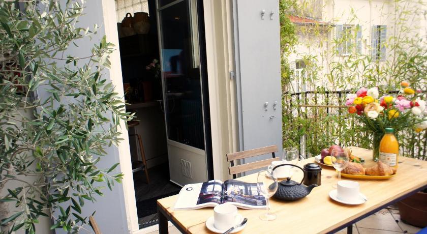 Best time to travel French Riviera Élégant appartement avec terrasse - Promenade des Arts