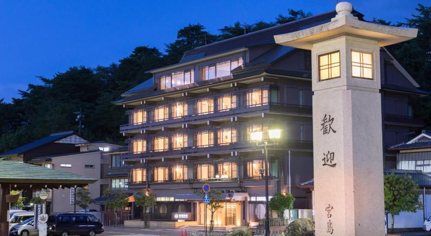 Best time to travel Hiroshima Hotel Miyajima Villa