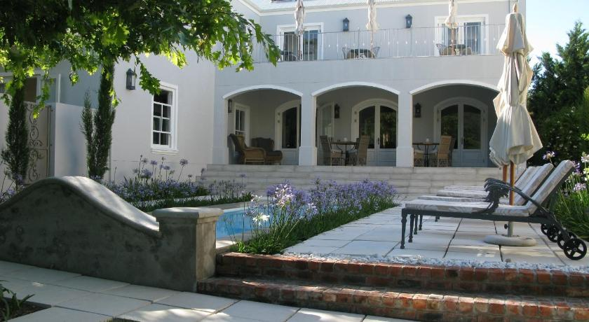Best time to travel South Africa Maison d'Ail Guest House
